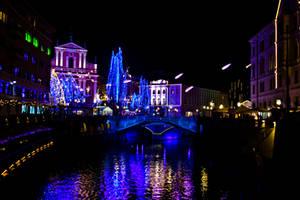 Ljubljana by thio27