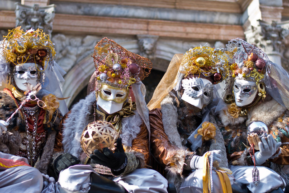Venice - Carneval by thio27