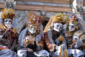 Venice - Carneval by thio27