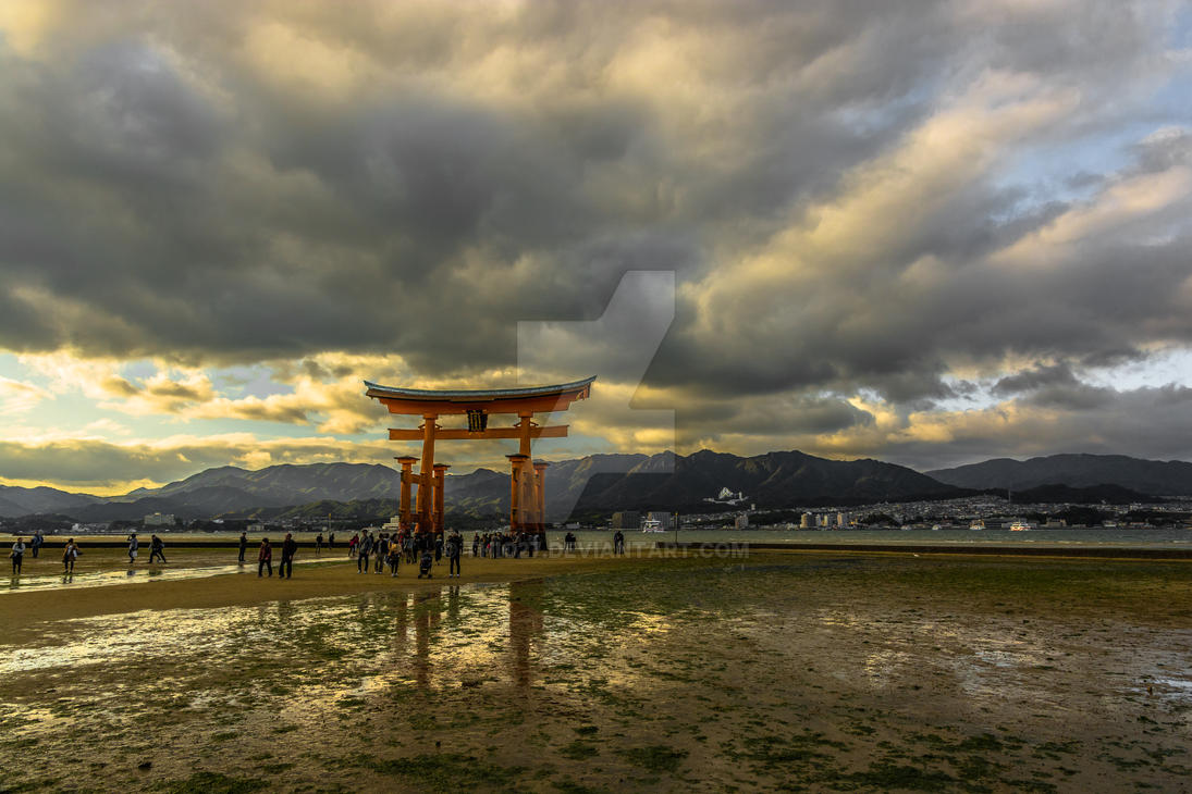 The Great Torii by thio27