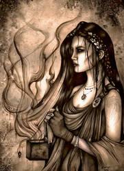 Pandora by Jenna-Whyte