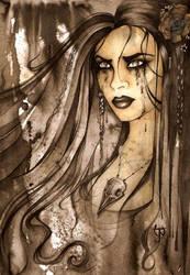 Morrigu by Jenna-Whyte