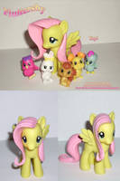 Show Accurate Fluttershy by Ninjah-Sama
