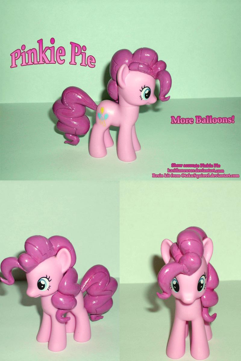 Show Accurate Pinkie Pie by Kari-Morano