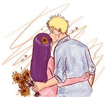 you're my sunflower by Jesslynnnj