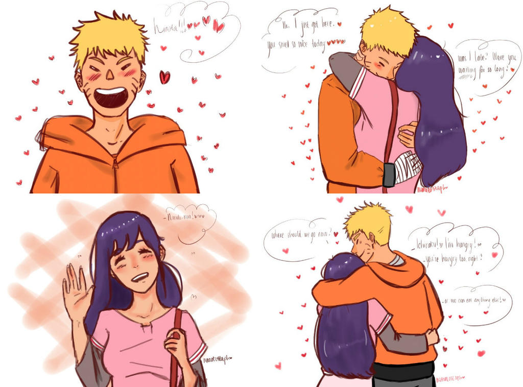 Naruto hinata dating fanfiction
