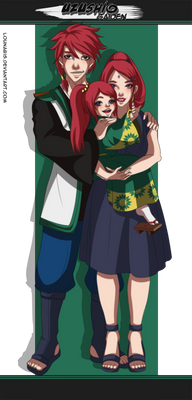 Uzushio Gaiden | Her little family