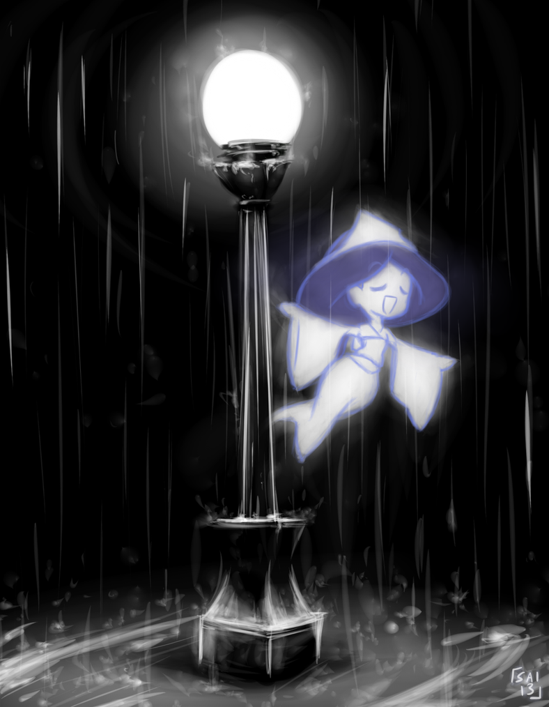 Singin' in the Rain by Cellsai