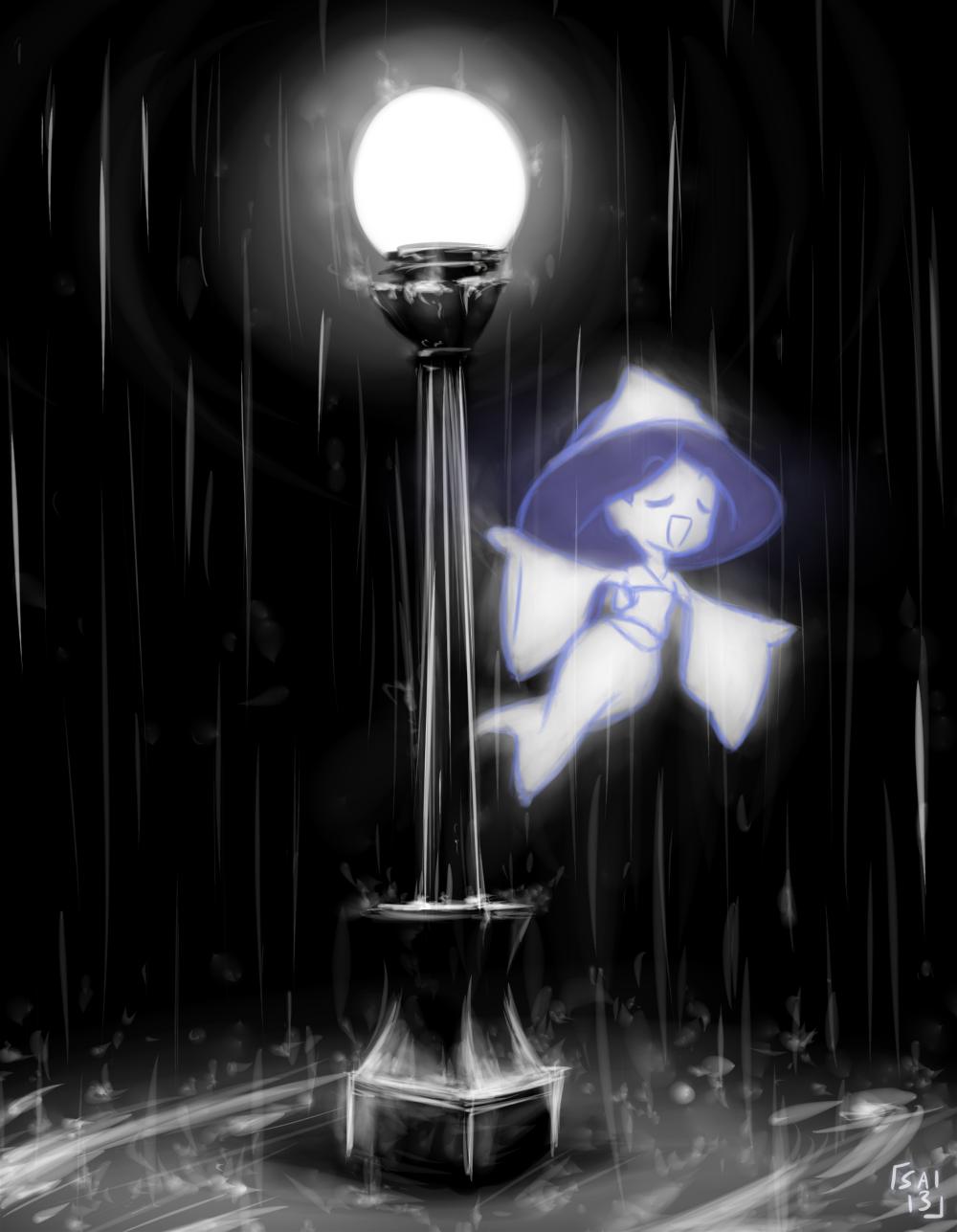 Singin' in the Rain by Cellsai