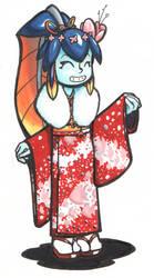 Minette Kimono by Cellsai
