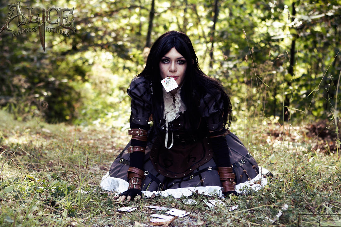 Alice Liddell (Alice: Madness Returns) by FabioZenoardo