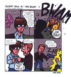 Silly Hill prototype strip
