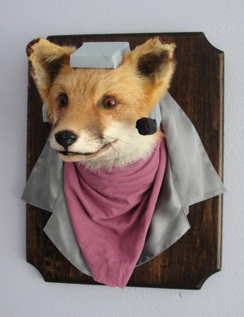 Star Fox Taxidermy By Yamallow On Deviantart
