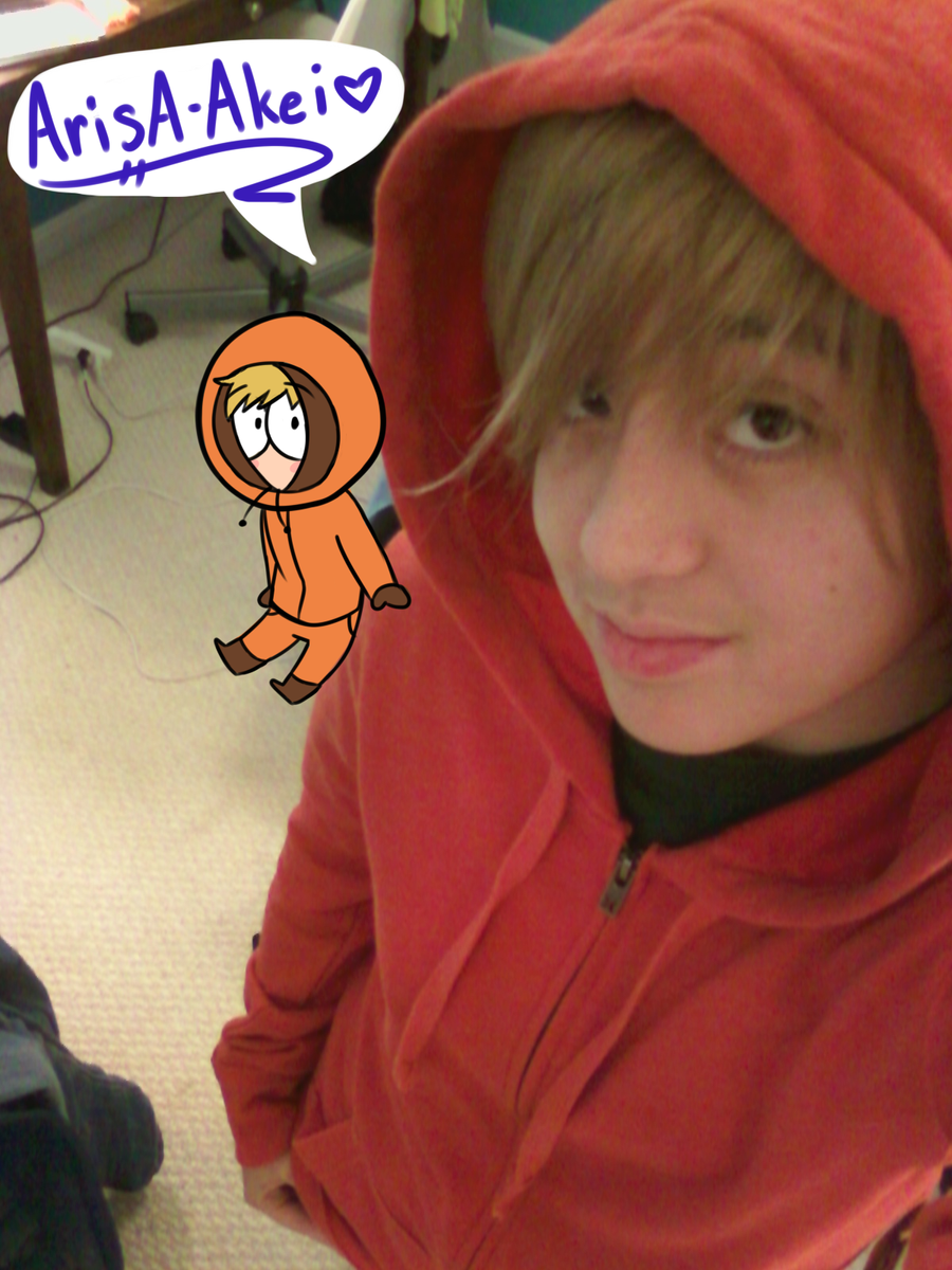 Kenny Cosplay :D by Its-Allisa