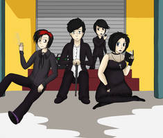 The Goth Kids by Its-Allisa