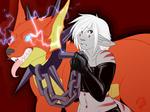 Commission - Zega's New Guardian 2