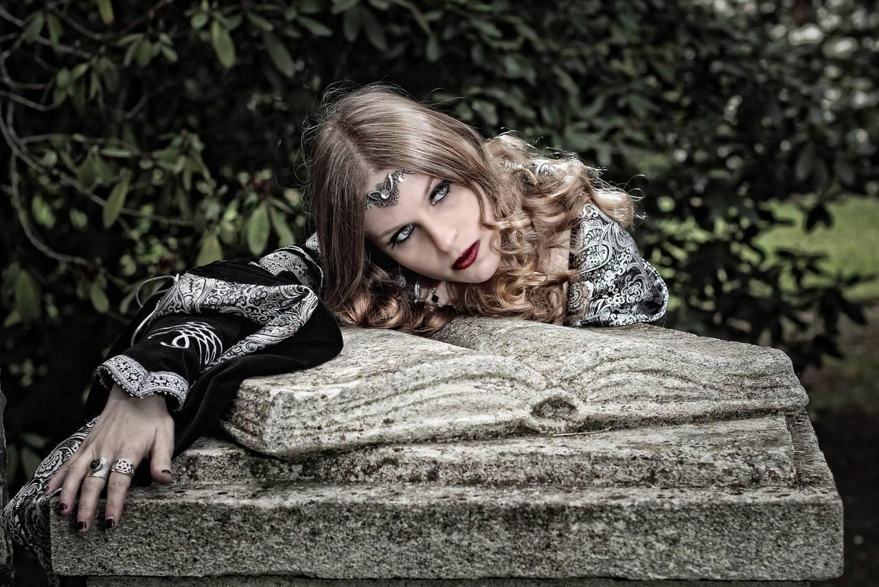 Morgana's Spellbook by Kristhania