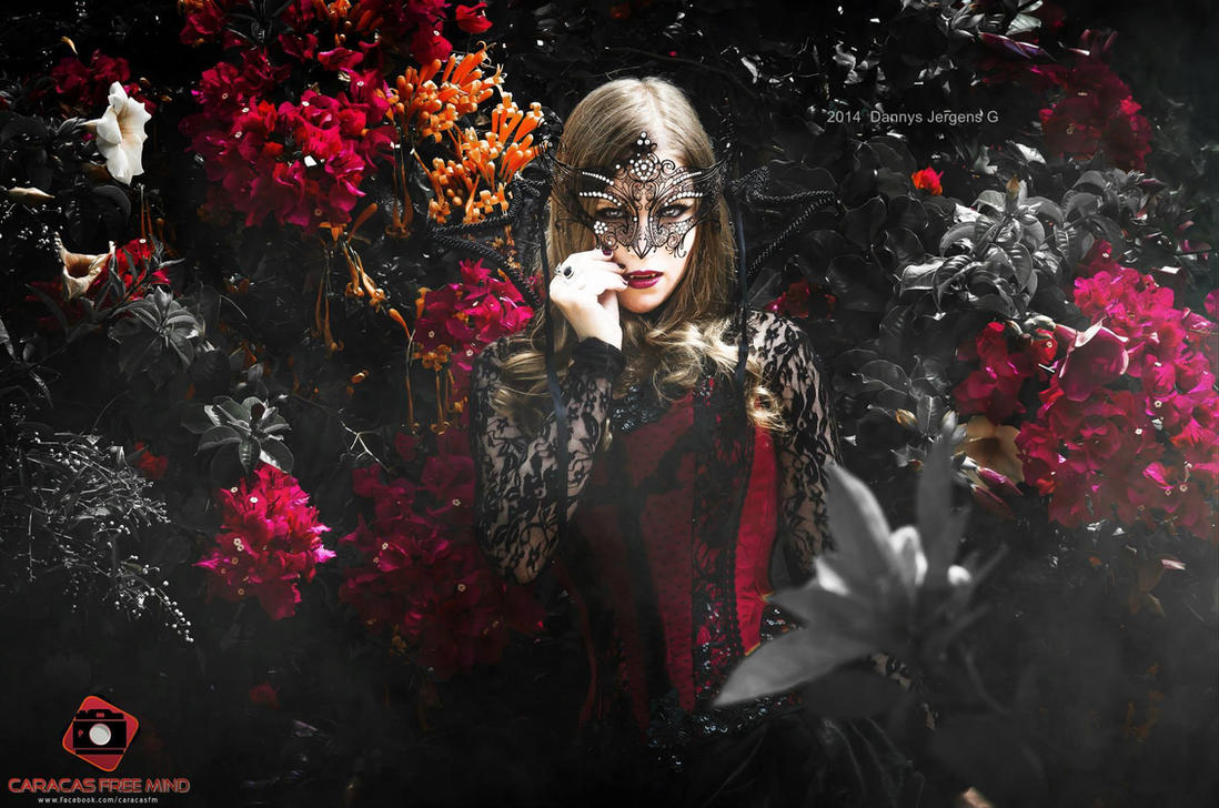 Lady of the Poison Graden by Kristhania