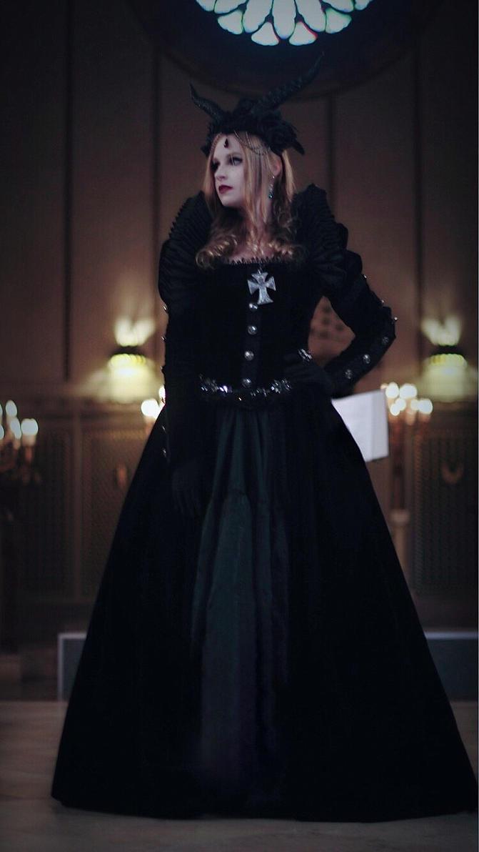 Unholy Majesty by Kristhania