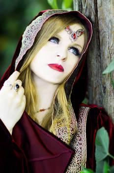 Samhain Sorceress