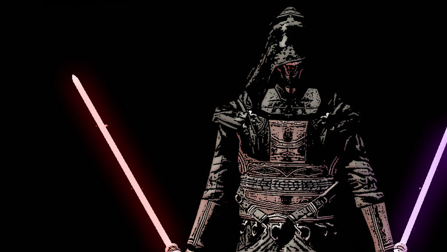 Darth Revan Star Wars Wallpaperid By Niall Larner On