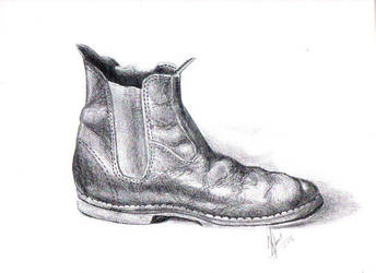 Old Boot by ByLouis