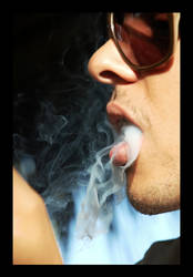 Smoke Vomit by ale07