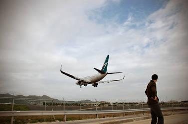 A Close Landing