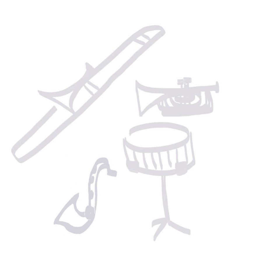 Instruments by marissapruett