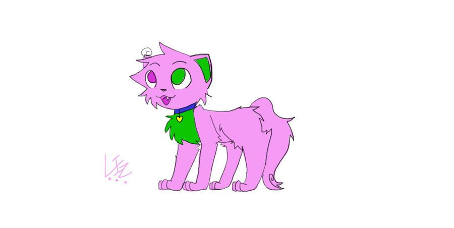 Val the Cat by CutieKittytTheArtist