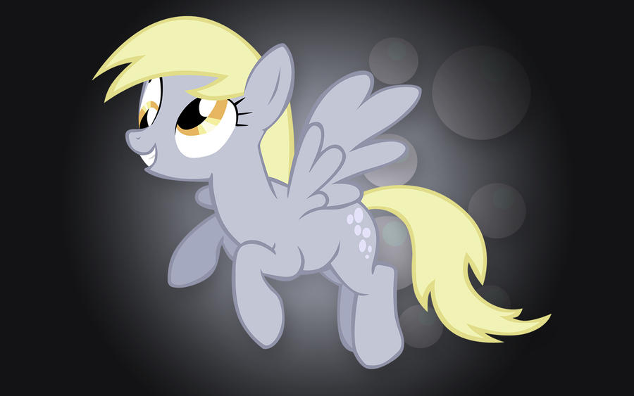 MLP - Derpy Hooves by JoeHellser