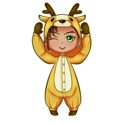 Fear The Deer!