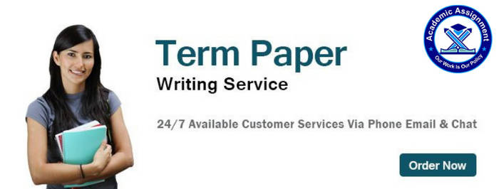 How to Benefit from our Custom Term Paper Writing