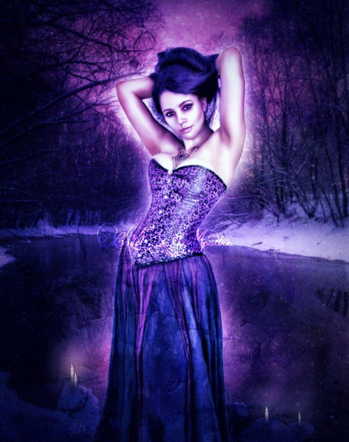 Clair de lune by CaroleBM