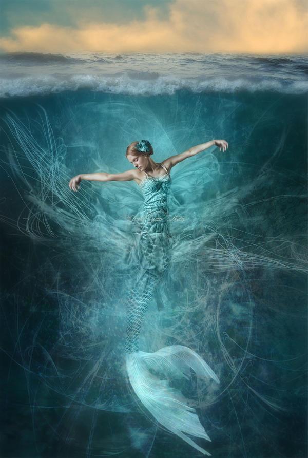 La petite sirene by CaroleBM