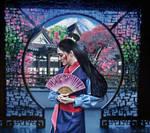 Mulan by CaroleBaillyMaitre