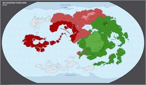 Avatar: The Hundred Years War, 99 AG