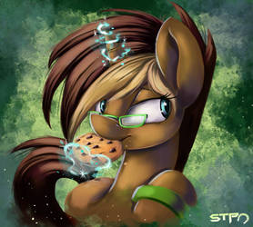 AT: Yummy Cookie by Sketchiix3