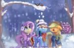 Jokes on u  snowy dash