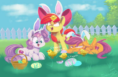 Easter Cmc by Sketchiix3