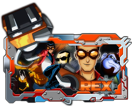 Generator Rex Borda Tech by zDrk