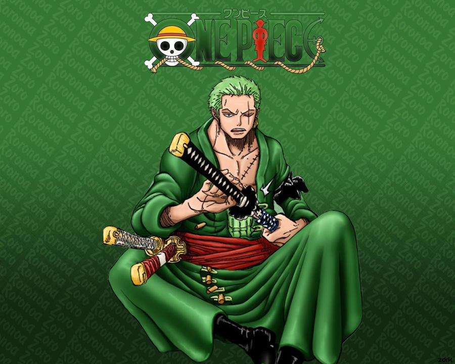 Free One Piece Zoro New World Wallpaper