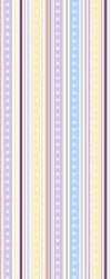 Simple Stripes Custom Box by freezingfeathers