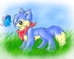 Another baby lupe XD