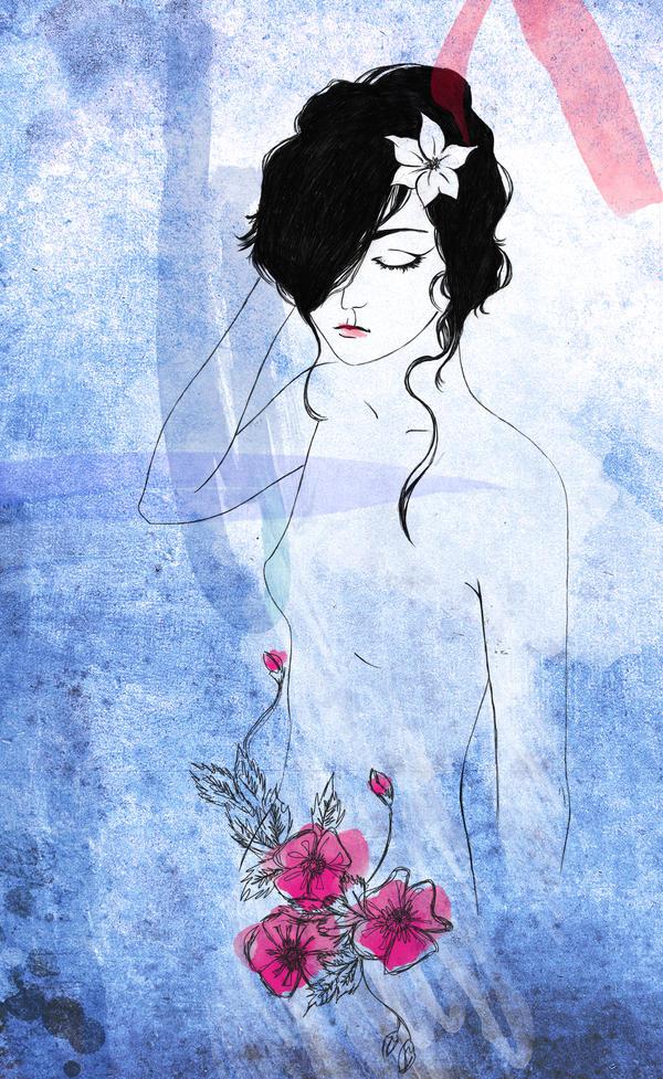 Girl by omshanty