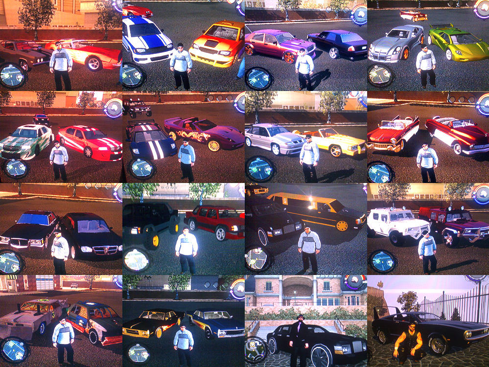 Saints Row  Cars Not In Garage