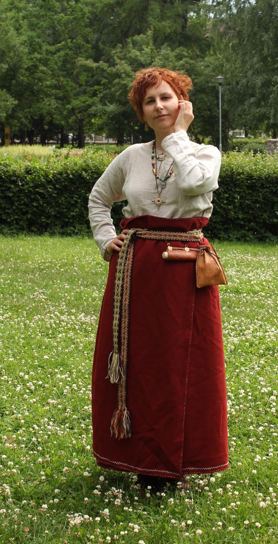 costume gauloise