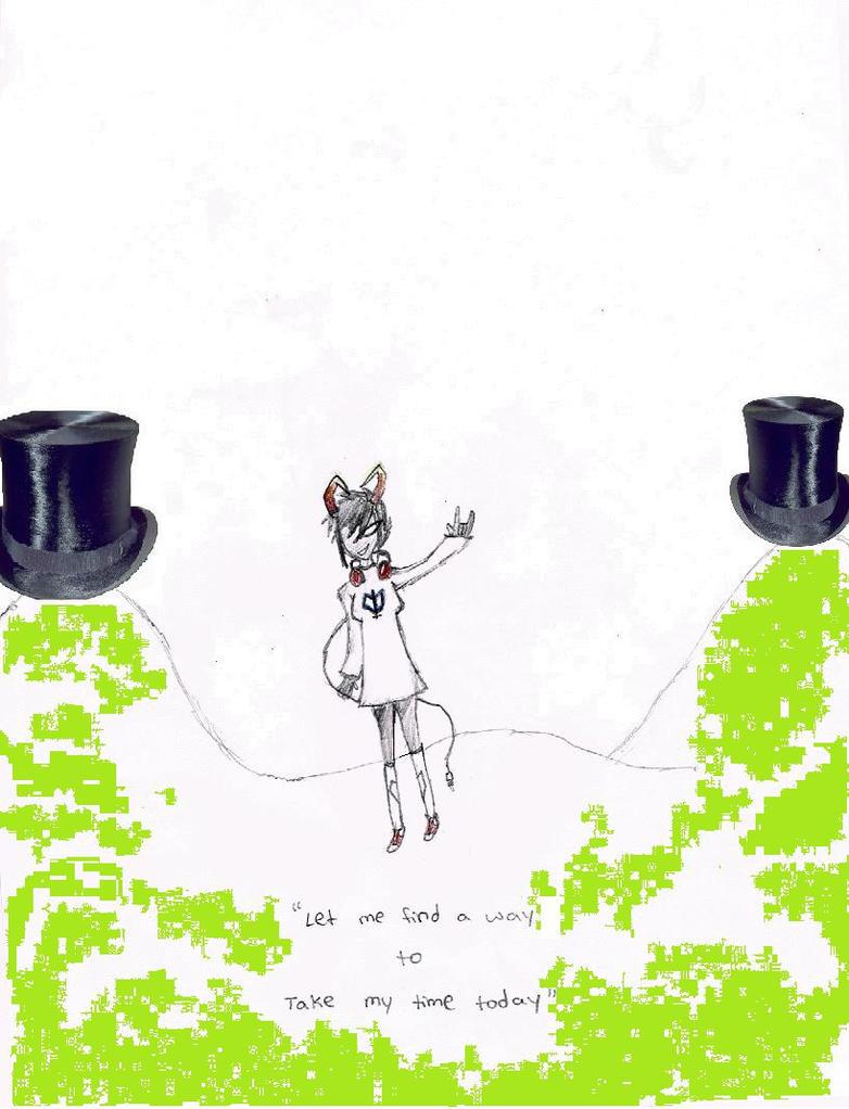 Yoruni Katsun Fantroll Request by zendevil