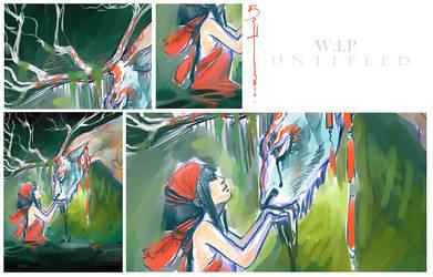 WIP-001 by Kioku-san