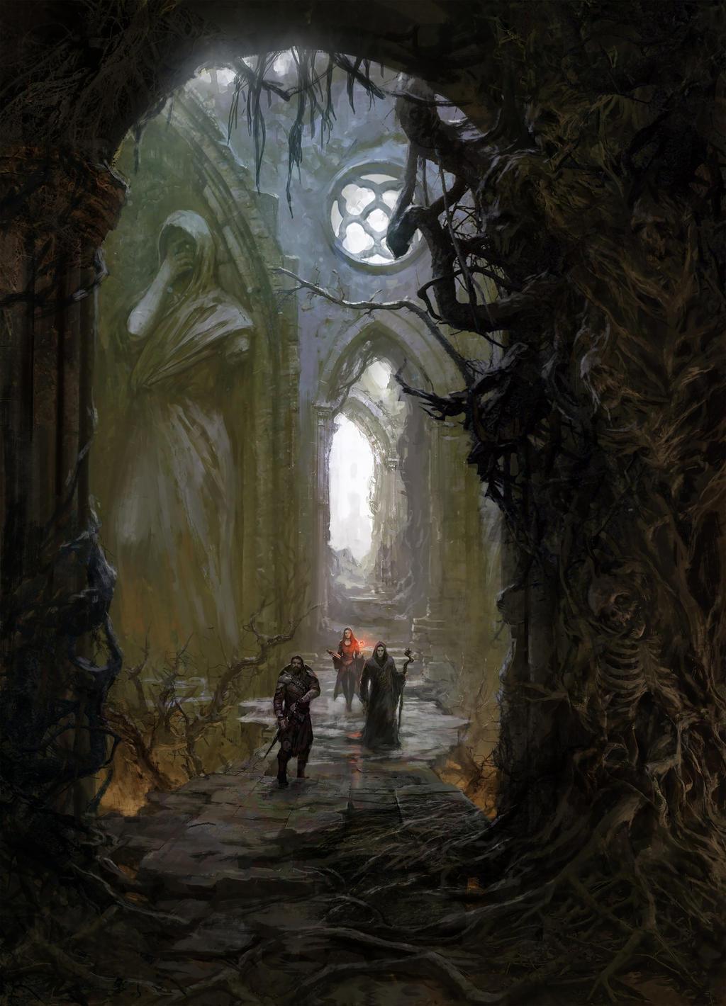 Journey through the Dark